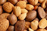 IN SHELL DELUXE MIXED NUTS BULK - 5 LB -BY NUTS N MORE
