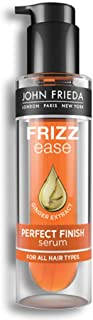 JOHN FRIEDA Frizz Ease Perfect Finish Polishing Serum 50ml - Perfect style. Repel humidity for a silky-smooth finish.