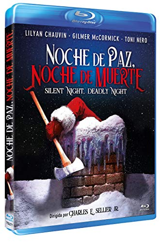 Noche de Paz, Noche de Muerte BD 1984 Silent Night, Deadly Night [Blu-ray]