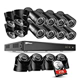 ANNKE 32-Channel Security Camera System H.265+ 1080P Video DVR