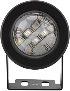 Pond light remote control earth lamp, pool light, fountain rocker lawn for garden