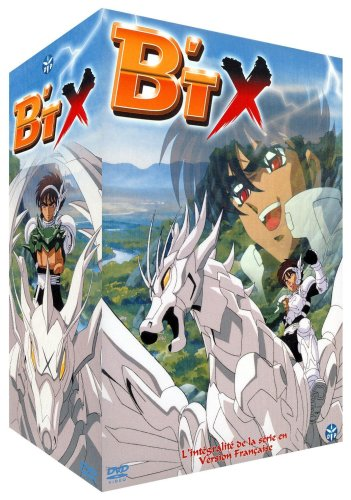 BT'X, battle 1 - Edition Découverte 5 DVD