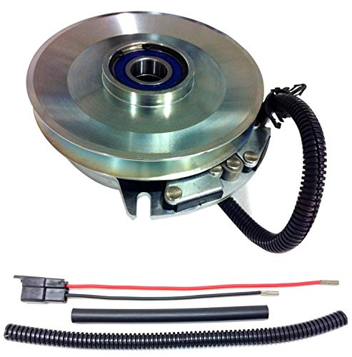 Xtreme Outdoor Power Equipment Bundle - 2 Items: PTO Electric Blade Clutch, Wire Harness Repair Kit. X0464 Replaces Warner 5218-167, 5218167 Toro PTO Clutch - w/Wire Harness Repair Kit !