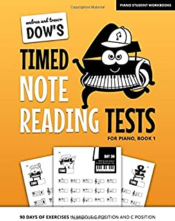 Andrea And Trevor Dow's Timed Note Reading Tests For
