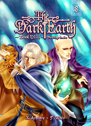 The Mage Inside Vol. 8 (Yaoi Manga) (The Dark Earth) (English Edition)