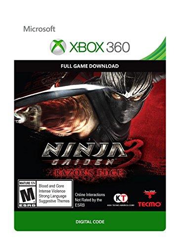 Ninja Gaiden 3: Razor's Edge - Xbox 360 Digital Code