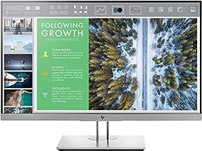 HP EliteDisplay 23.8-Inch Screen LED-Lit Monitor Silver (1FH47AA#ABA) (Renewed)