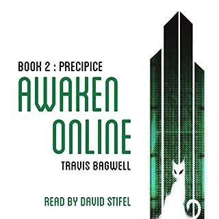 Awaken Online: Precipice cover art