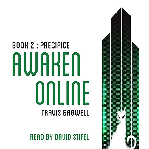 Awaken Online: Precipice audiobook cover art