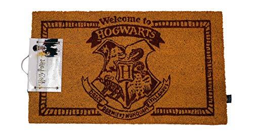 Felpudo Welcome To Hogwarts de Harry Potter