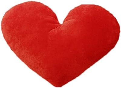 Amazon.com: socomp Super suave almohada con forma de corazón ...