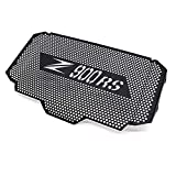 Cloud Rising Motorcycle Radiator Grille Guard Protective Cover Compatible with Kawasaki Z900RS 2017-2019