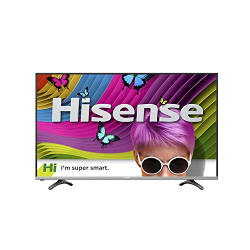 Hisense 55H8C 55-Inch 4K Ultra HD Smart LED TV (2016 Model)