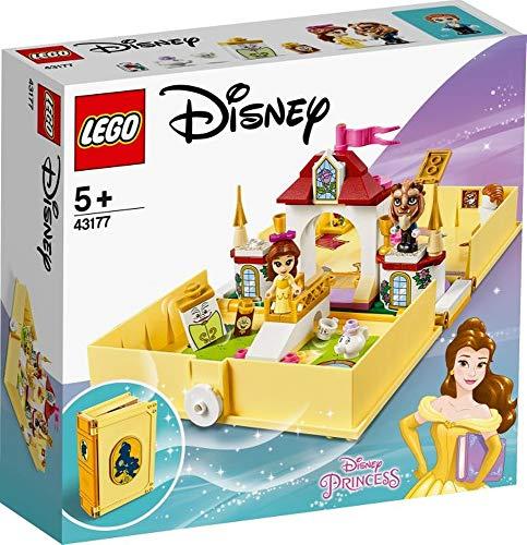 wow Lego Disney Princess 43177 Belles Fairy Tale Book