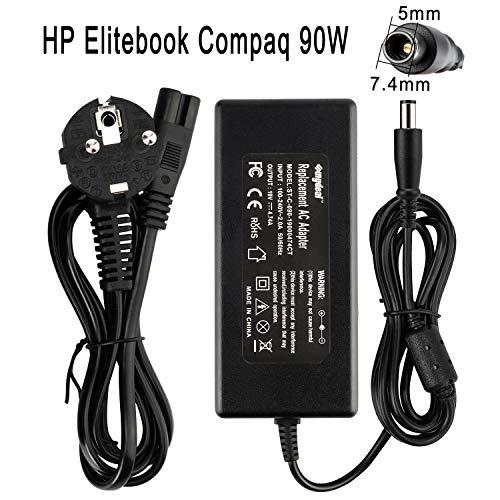 18.5V 3.5A 1.7mm * 4.8mm 12 meses d Batterytec/® 65W Adaptador de corriente para port/átil HP Pavilion DV1000 DV1300 DV1400 DV1300 DV1500 DV2000 DV3000 DV4000 DV5000 DV6000 DV7000 DV8000,Con el cable de alimentaci/ón est/ándar europeo.