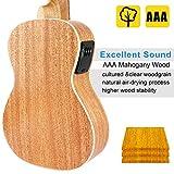 Zoom IMG-1 vangoa elettroacustico ukulele concerto 23