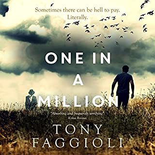 One in a Million audiobook cover art