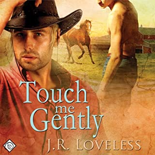 Touch Me Gently audiobook cover art