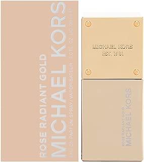 Michael Kors Rose Radiant Gold Eau de Parfum Spray for Women, 1 Ounce