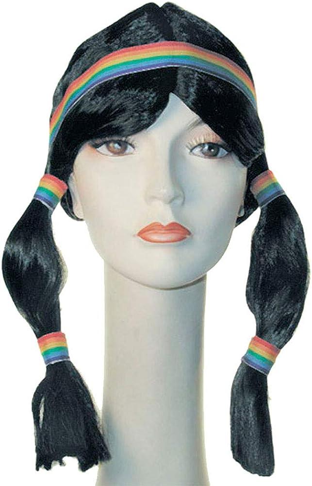 Morris Bombing free shipping Costumes Indian Bargain Wig Award