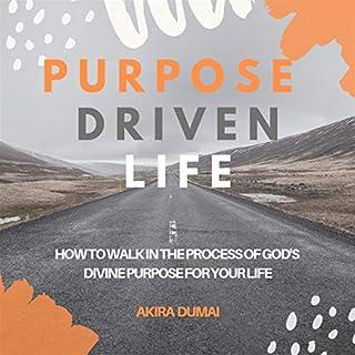 Purpose Driven Life audiobook cover art