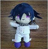 LINQ Anime Danganronpa V3 Dangan Ronpa OMA Kokichi Plüschtier Puppe Key Ketten Kinder Tages Geburtstagsgeschenke Qianmianyuan