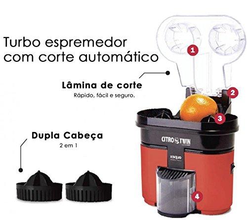 Exprimidor eléctrico Citro Twin