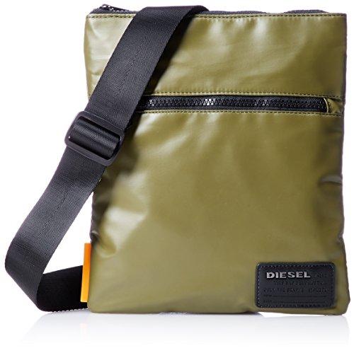 Diesel Men's bag F-Discover X04813 green T7415