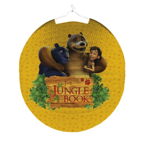 Concertina Lantaarn Jungle Boek Jungle boek