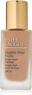 Estee Lauder Double Wear Nude Water Fresh Makeup SPF 30 for Women, 4N1 Shell Beige, 30ml