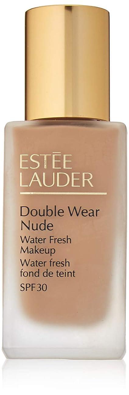 しかし妥協宇宙のエスティローダー Double Wear Nude Water Fresh Makeup SPF 30 - # 4N1 Shell Beige 30ml/1oz並行輸入品
