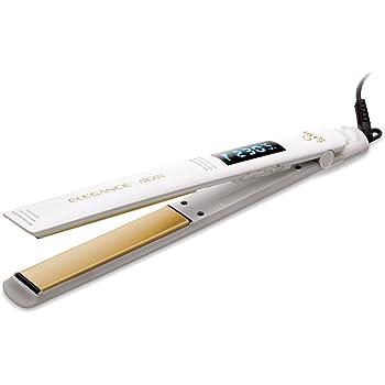 Gama Italy Professional Lisseur Cheveux Gama Elegance numérique avec huile d'argan–1pièce