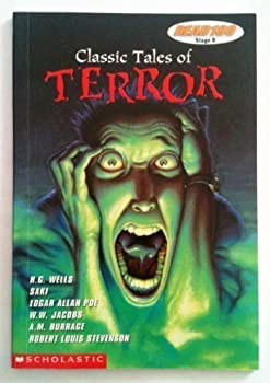 Classic Tales of Terror 0439056845 Book Cover