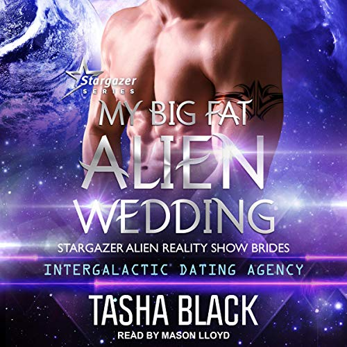 My Big Fat Alien Wedding cover art
