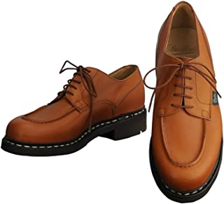 [パラブーツ] シャンボード CHAMBORD Uチップシューズ メンズ靴 ブラウン ゴールドブラウン オイルドレザー chambord-710703 国内正規取扱店