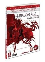 Dragon Age Origins: Awakening - Origins - Awakening: Prima Official Game Guide de Mike Searle