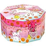 Joyero Musical Unicorn Girlz Style & Heart Lock - Joyero para niñas