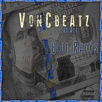 Blue Racks (feat. Jus' Aye)