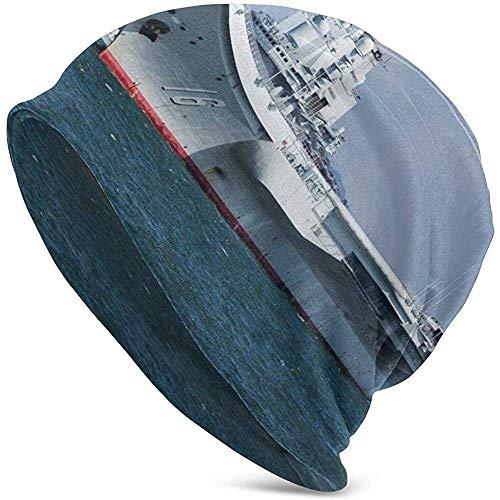 GodYo El portaaviones Beanie Hat Ligero Baggy Slouchy...