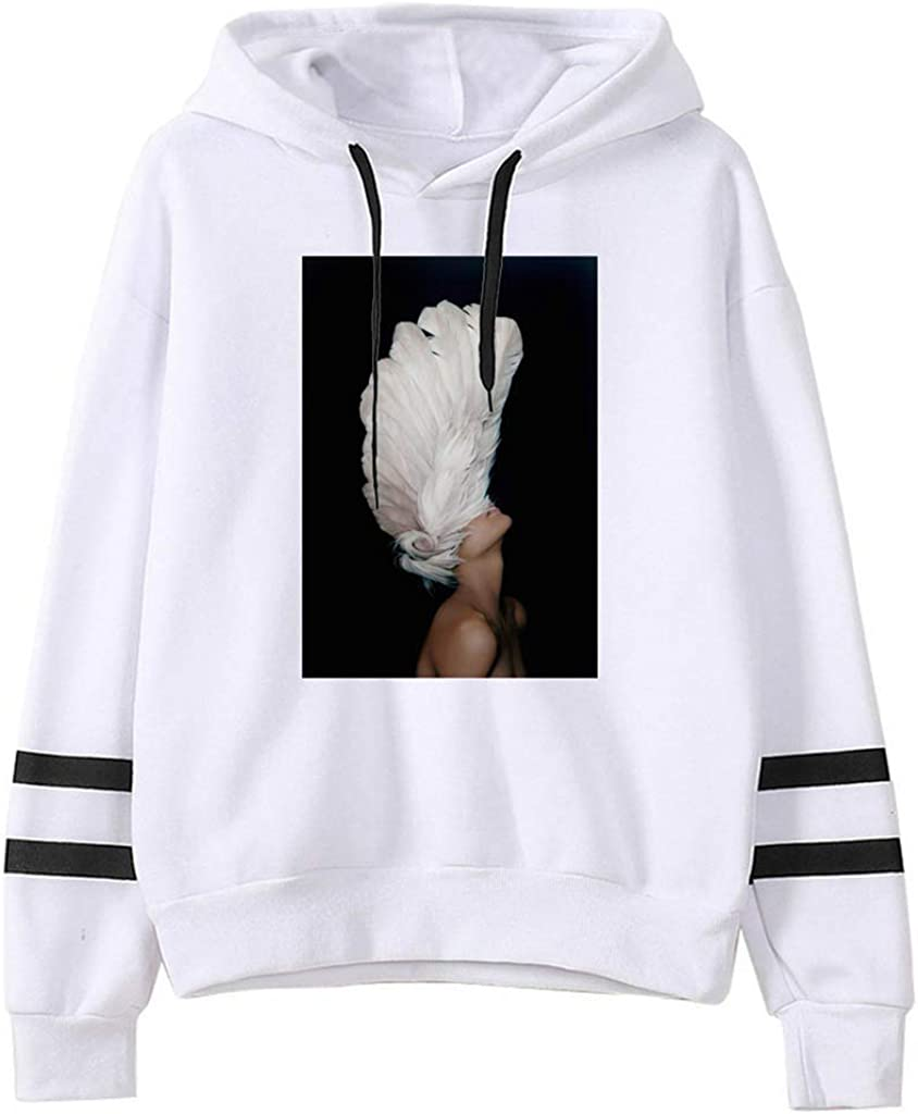 Girls' Hoodie, Misaky Autumn & Winter Casual Print Pocket Striped Long Sleeve Pullover Hooded Sweatshirt Tops