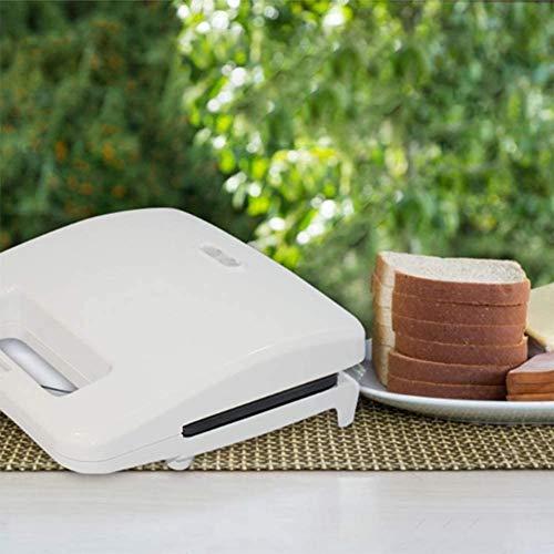 LXDDP Elektrische Eier Sandwich Maker Grillpfanne Backplatten Toaster Multifunktions Antihaft Waffel Frühstück Sandwish Maker Maschine