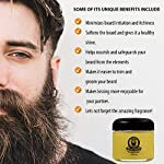 Mr Rugged Beard Balm For Men (1.8oz) All Natural Beard Care Formula, Beard Conditioner, Essential Part of Any Beard Care… 3