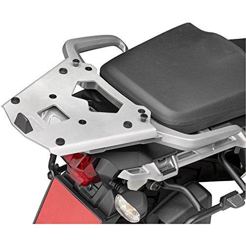 Givi SRA6403 Tirante Monokey Baúl con Aluminio Placa, Carga Máxima 6 Kg...