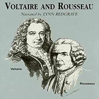 Voltaire and Rousseau cover art