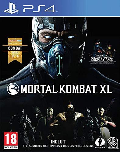 pas cher un bon Mortal Kombat XL