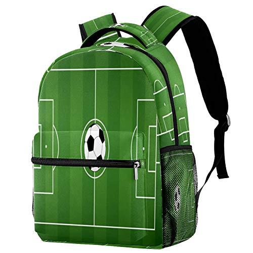 Mochila de béisbol de color amarillo para la escuela, mochila para el libro, mochila informal para viajes, estampado 6 (Multicolor) - bbackpacks004