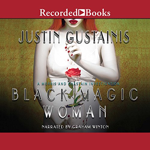 Black Magic Woman                   By:                                                                                                                                 Justin Gustainis                               Narrated by:                                                                                                                                 Graham Winton                      Length: 10 hrs and 30 mins     1 rating     Overall 4.0