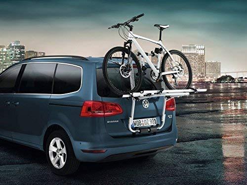 Volkswagen Fahrradträger Original VW Sharan 7N Heckträger Zubehör Heckklappe 7N0071104
