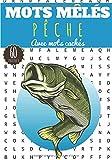 Mots mêlés Pêche: Entraîner le cerveau en s'amusant | Cahier 60 Grilles de mots mêlés Adulte avec mots cachés | Plus de 400 mots sur le vocabulaire de ... et les Poissons | Cadeau Pêcheur & Chasseur.