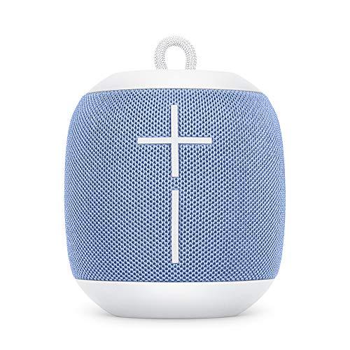 Ultimate Ears WONDERBOOM - Altavoz Bluetooth Impermeable con conexión, Azul Claro